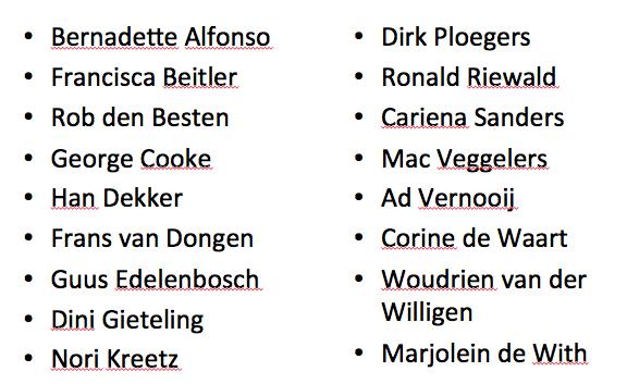 Opleiding MBO Rekenen - Programma - Dag 0 - 30 oktober 2013