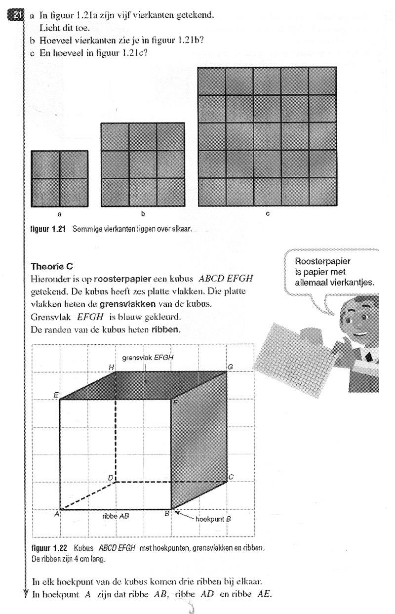getal en ruimte vlakke figuren